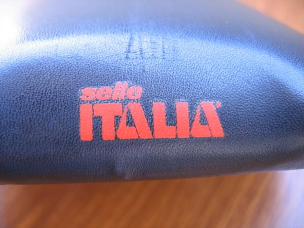 Selle Italia -  Sella SELLE ITALIA FLITE Titanio Nero Uomo Vintage 1991