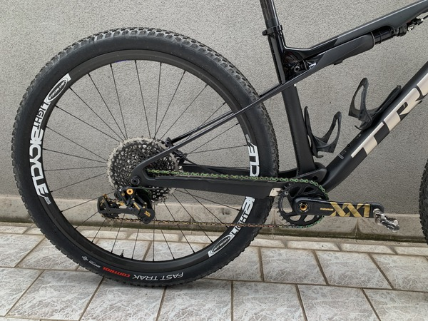 Trek - Supercaliber 9.8 Carbon 2020