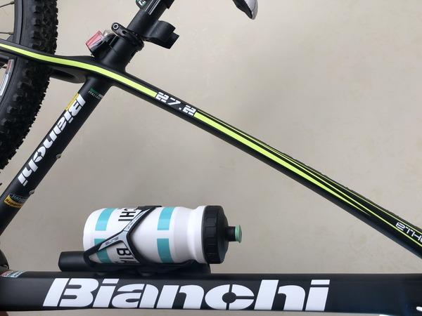 Bianchi - Ethanol 27.2 SRAM X7 2x10 (colore OY)