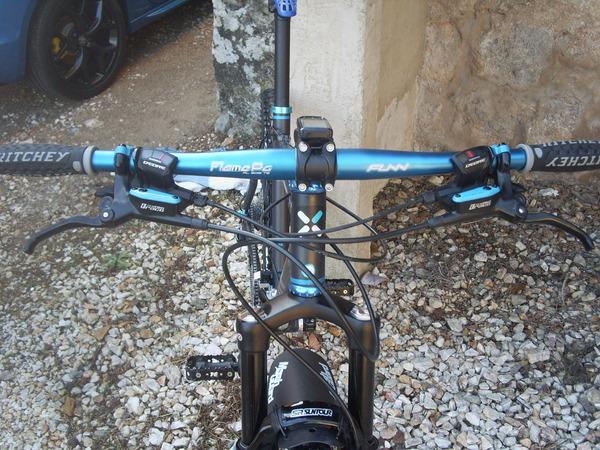 """B'Twin - RR 500 26"""" 120mm Trail Custom Tuned"""