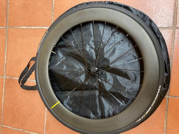 Mavic - Mavic Comete Pro Carbon Ust Disc