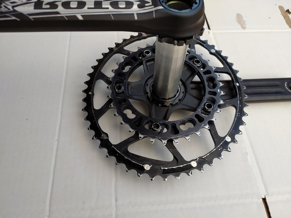 altra - ROTOR 3DF BB30 50/34 OVAL