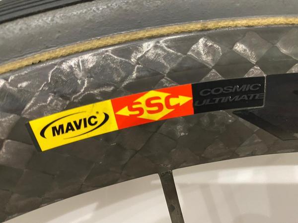 Mavic - Cosmic Carbon Ultimate