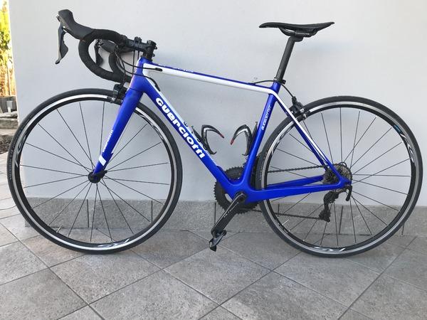 Guerciotti - E-740 TELAIO Nuovo 740 Grammi