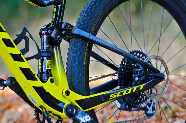 Scott - ScottSparl RC 900 World Cup Taglia L