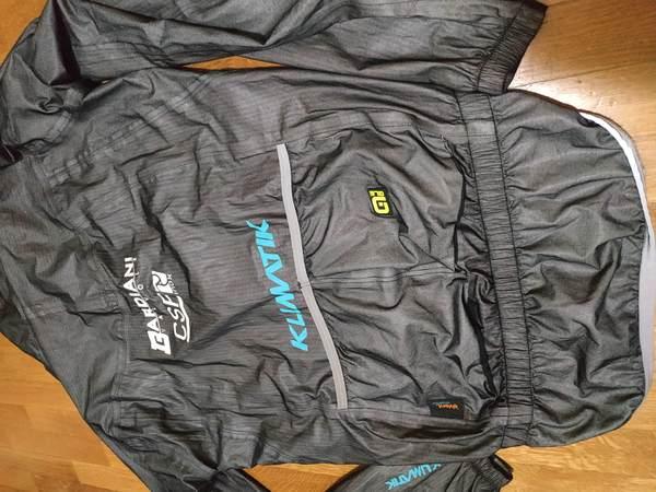altra - Alè - Team professionistico Mantellina Gore Tex