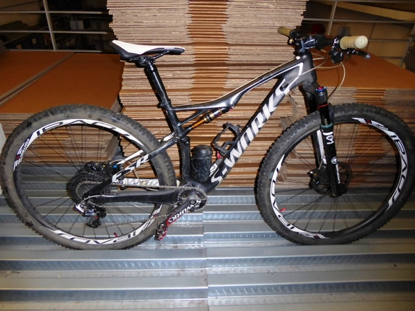 Specialized - Epic sworks world cup