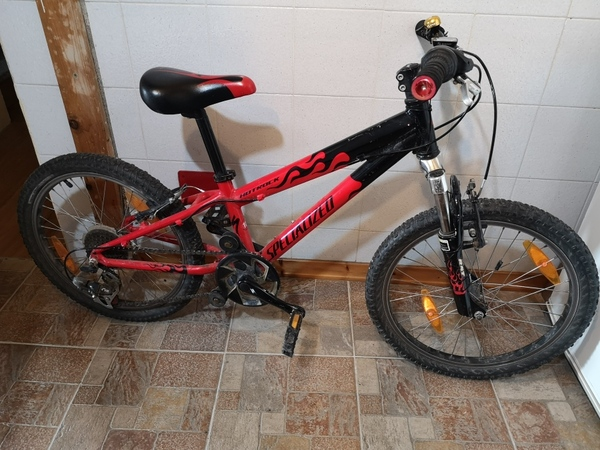 Specialized - hot rock bambino 20 pollici