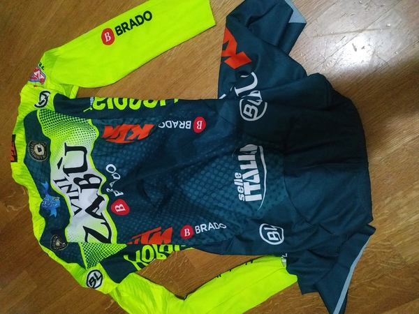 altra - BL Team Pro Aero Race, top di gamma