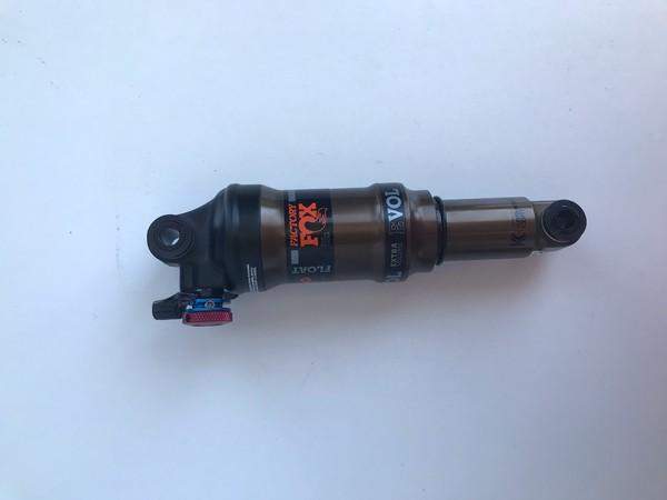 Fox Racing Shox - ammortizzatore fox factory remote upevol sv