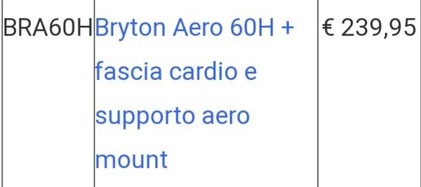 Bryton - Aero 60H