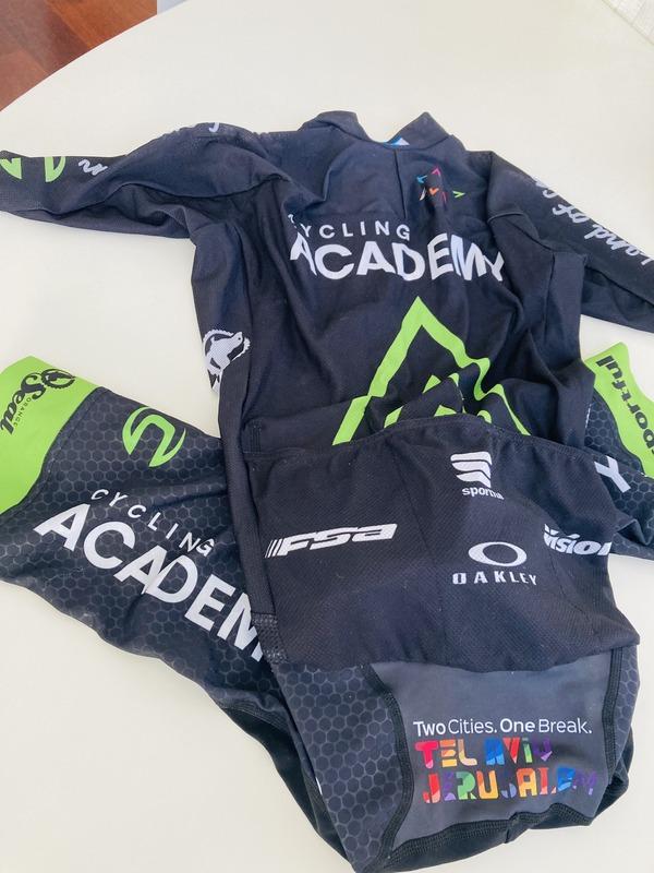 Sportfull - Body da strada team Pro Start Up Academy