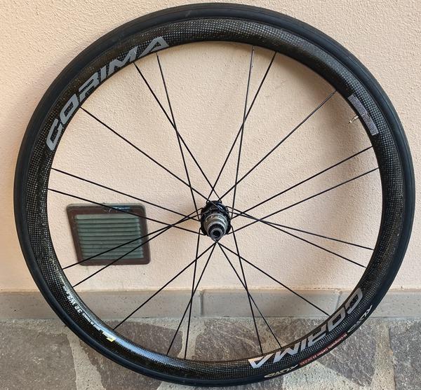 Corima - WS 32 Black Disco