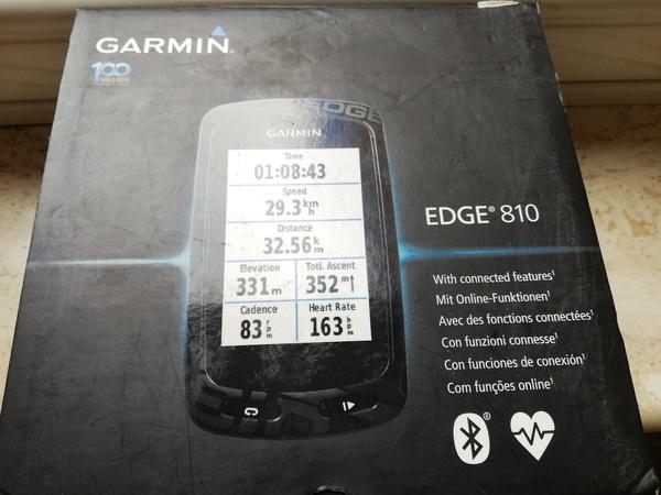 Garmin - GARMIN EDGE 810