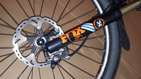Trek - Fuel EX 9.8