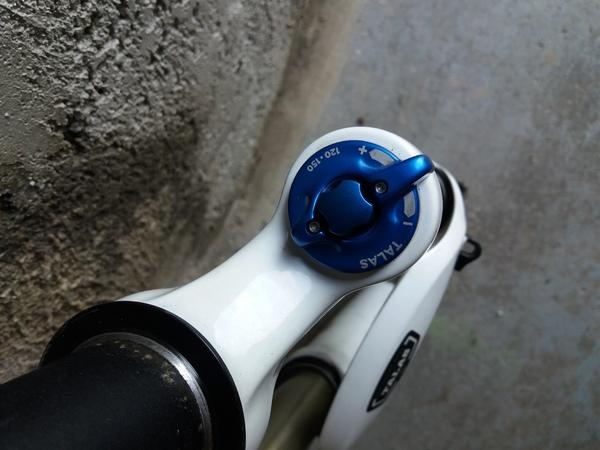 Fox Racing Shox - Fox talas 120/150mm aria
