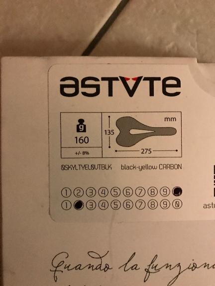 altra - Astute  VT Carbon