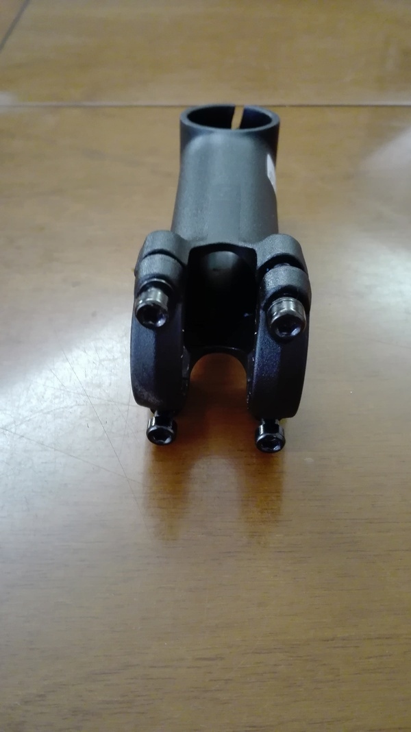 Bontrager - Stem Bontrager Nuovo 90mm 31,8