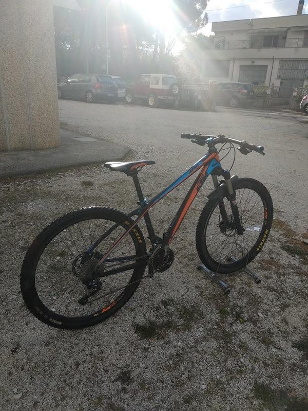 KTM - aera comp