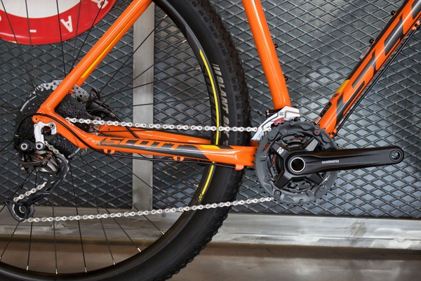 Scott - Aspect 940 Orange/Yellow | Taglia S | Nuovo