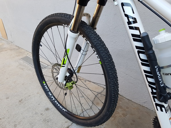 Cannondale - Trail 29 4