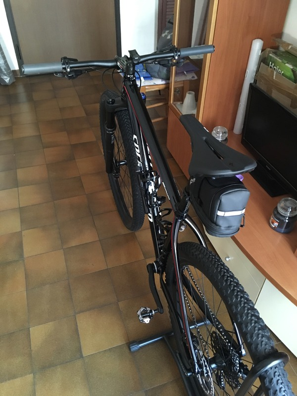 Specialized - Epic Ht M5 M