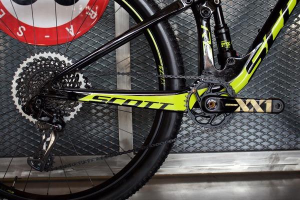 Scott - Spark RC 900 World Cup | Taglia M | Usato