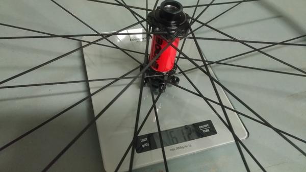 Drc - XXL Carbon assemblate