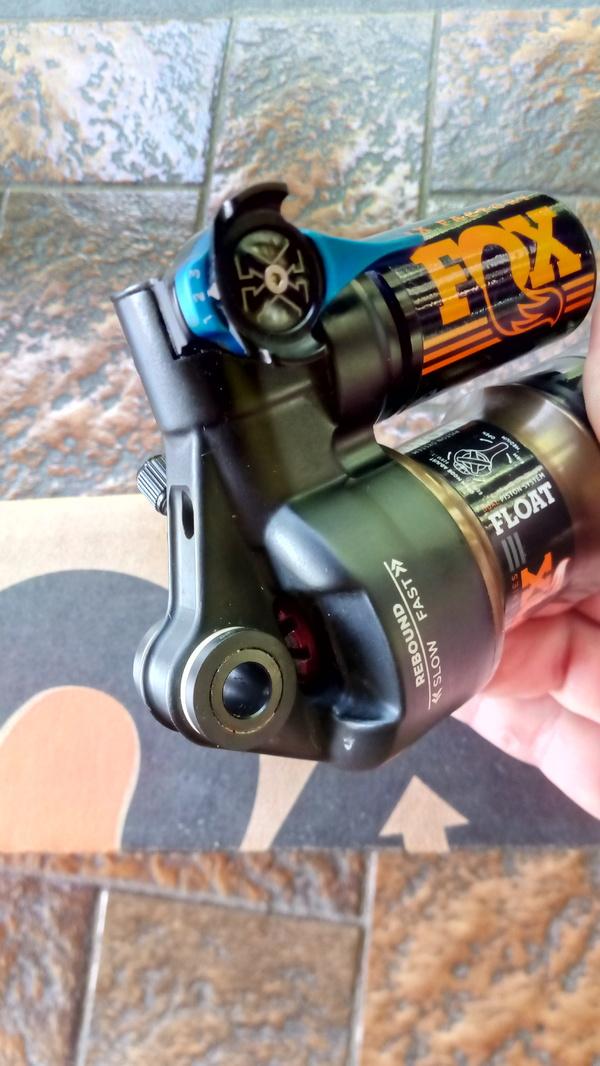 Fox Racing Shox - Fox Float Evol remote