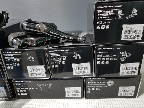Shimano - Dura Ace 9100 52-36