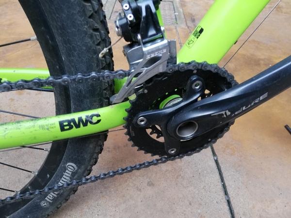 Bmc - xc  race  29  alluminium