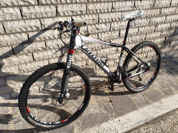 Cannondale - Flash carbon 2