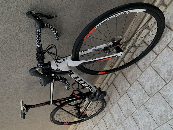 Scott - Addict 20 disc Carbon RC