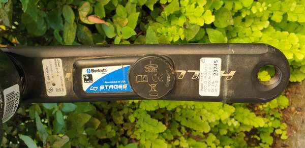 Stages - Stages Power Meter Cannondale Scalpel Si Hg