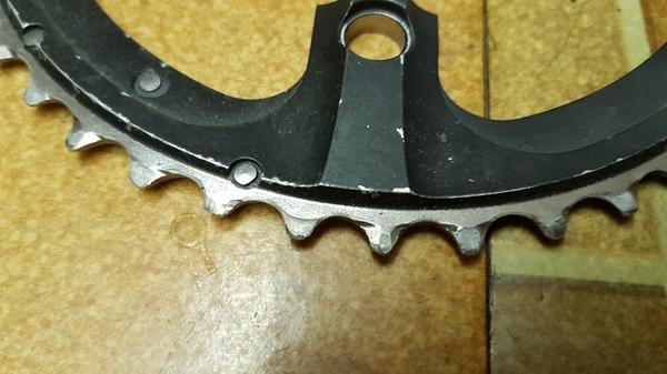 Shimano - Set 3 corone tripla Shimano XTR FC-M970 44/32/22 denti