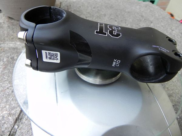 3T - attacco manubrio 3T ARX LTD Stealth
