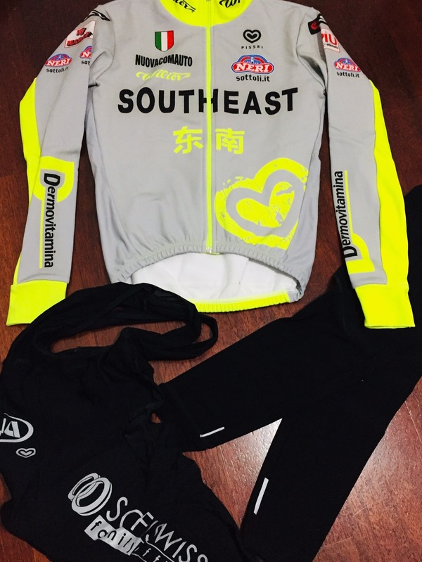 Pissei - Invernale Team Pro Southeast