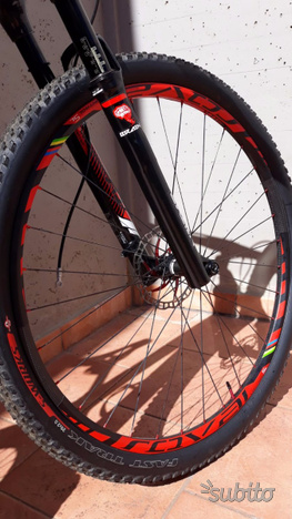 Rockshox - FORCELLA SID BRAIN WC (upgrade Andreani)