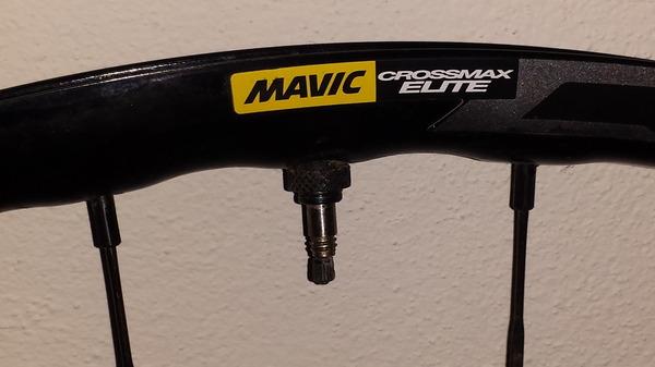 Mavic - crossmax ELITE
