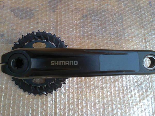 Shimano - FC-MT500B 36/26