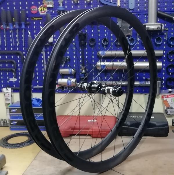 altra - Carbonstar Ruote Custom  Strada mtb gravel
