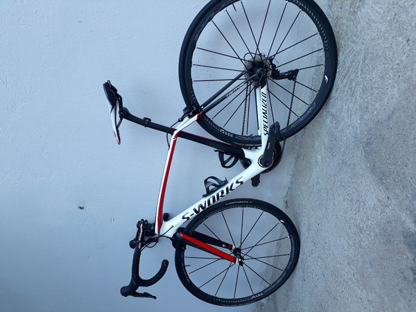 Specialized - Tarmac s-works fact