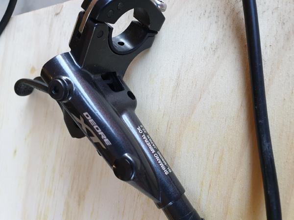 Shimano - XT M8000