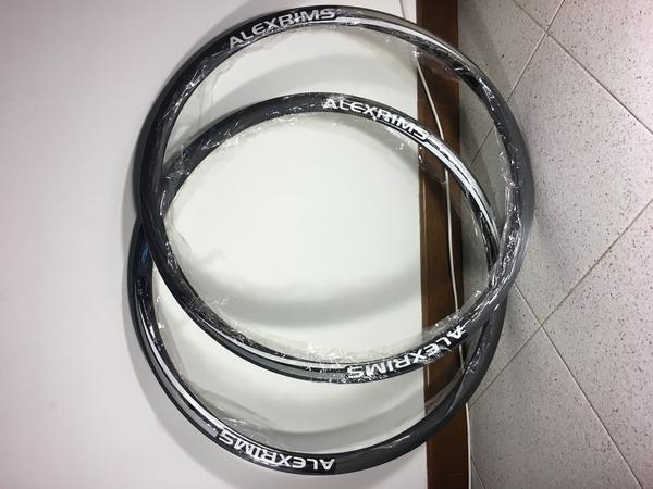 Alexrims - ATD 550