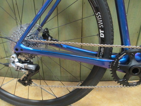 Specialized - CICLOCROSS CRUX ELITE 2020 Tg. 52