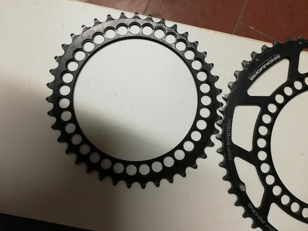 altra - Rotor  Rings Oval 53 /39
