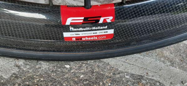 FFWD - ruote FFWD F5R