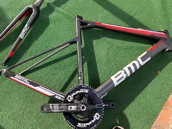 Bmc - Teammachine SLR01