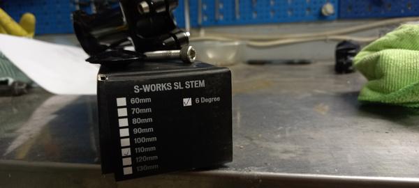 Specialized - SL STEM