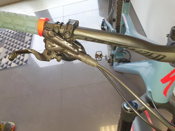 Specialized - Stumpjumper FSR Expertise carbon